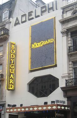 The Bodyguard the Musical opens