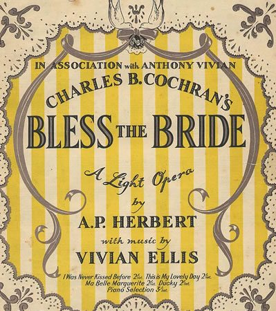 Bless the Bride opens