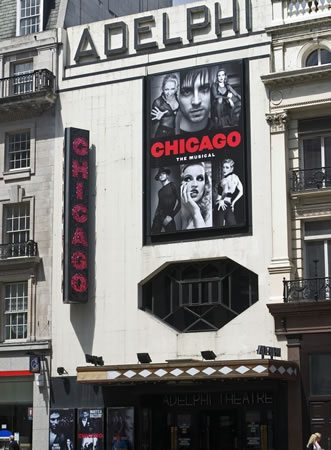 Chicago the Musical opens