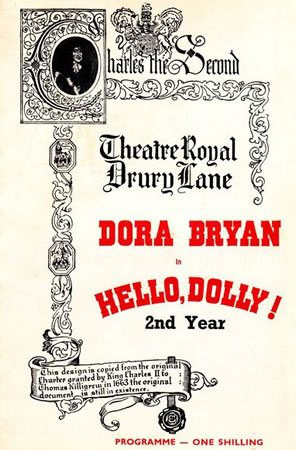 Hello, Dolly! has its London Premiere