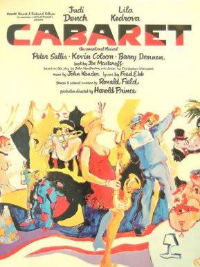 Cabaret opens
