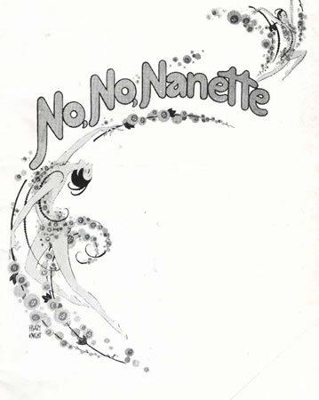 No No Nanette opens at the Palace