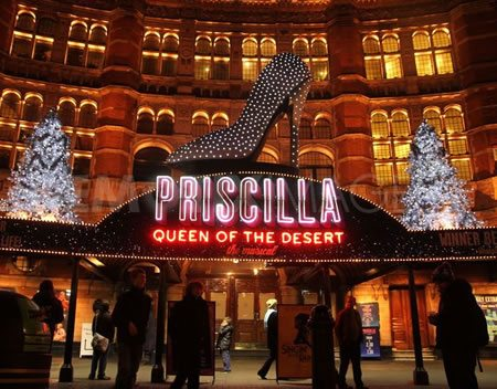 Priscilla Queen of the Desert opens