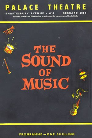 The London premiere of The Sound of Music opens