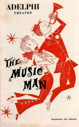 The Music Man opens