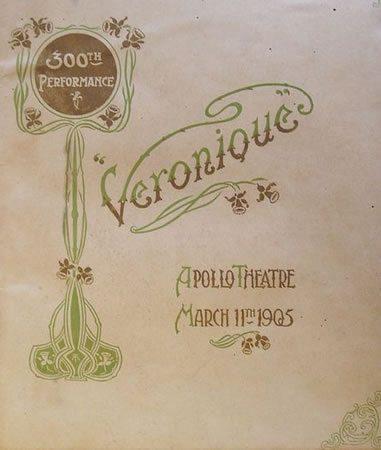 The Apollo Theatre opens