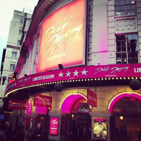 Dirty Dancing returns to the West End