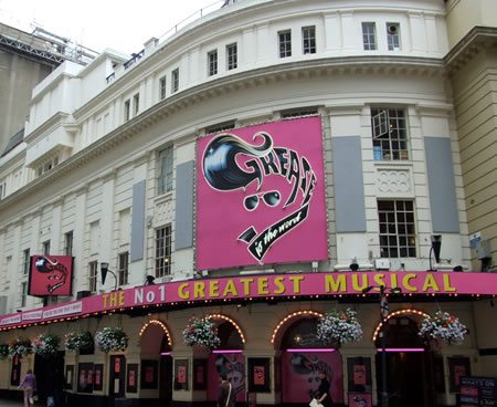 Grease the Musical is revived