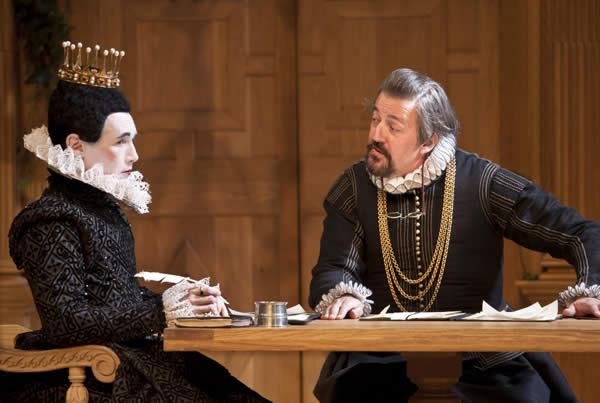Twelfth Night - Malvolio and Olivia