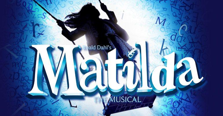 Cambridge Theatre London Matilda The Musical