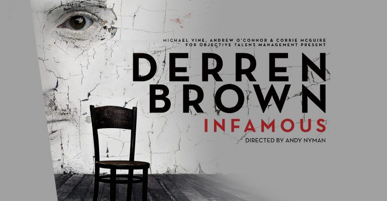 Derren Brown Infamous