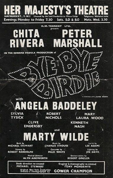 Bye Bye Birdie opens
