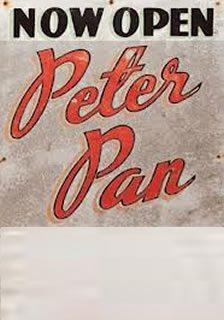 Peter Pan opens