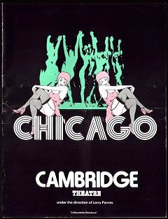 Chicago the Musical - Original London Production opens