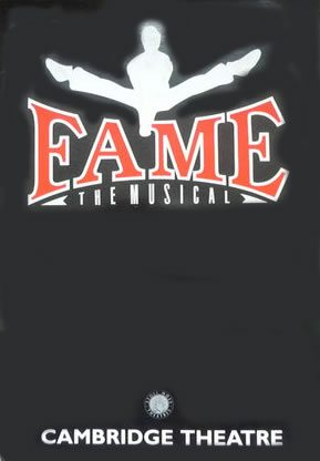 Fame - The Musical receives its stage premiere
