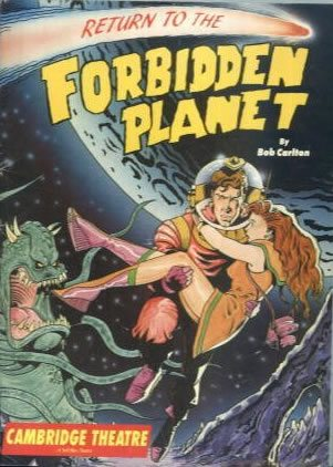 Return to the Forbidden Planet opens