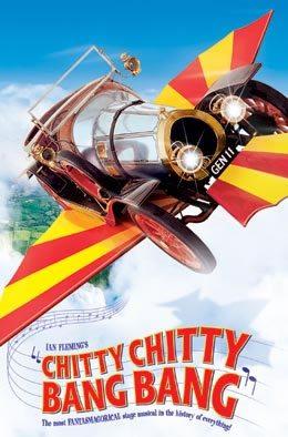 Chitty Chitty Bang Bang opens