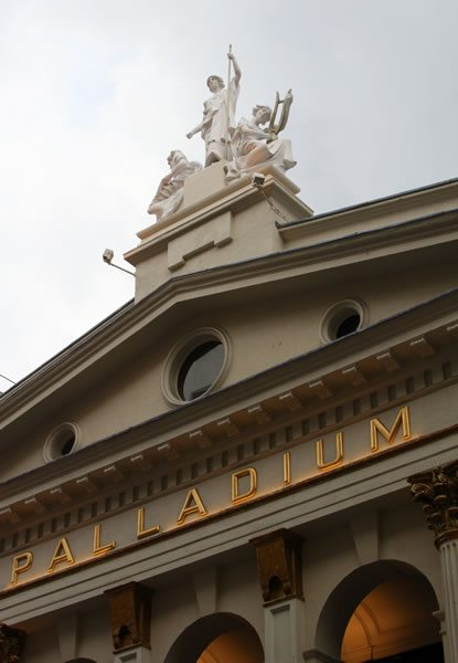 The London Palladium Opens
