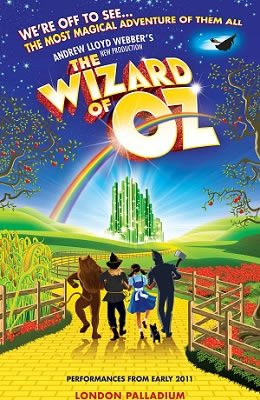 The Wizard of Oz opens