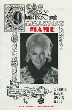The original London production of 'Mame' opens
