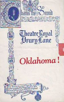 Oklahoma! opens, marking the start of the Rodgers and Hammerstein era