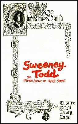 Sweeney Todd: The Demon Barber of Fleet Street opens