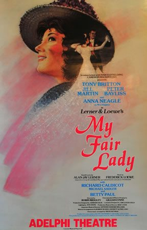 Cameron Mackintosh's revival of 'My Fair Lady' opens