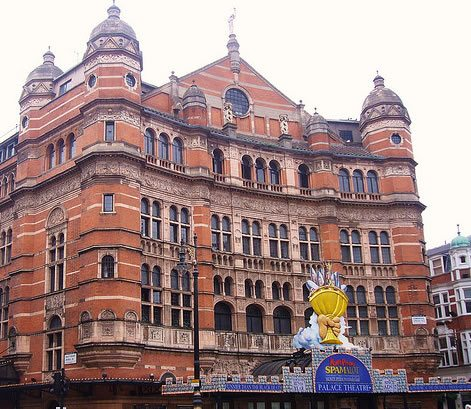 Andrew Lloyd Webber sells the Palace Theatre