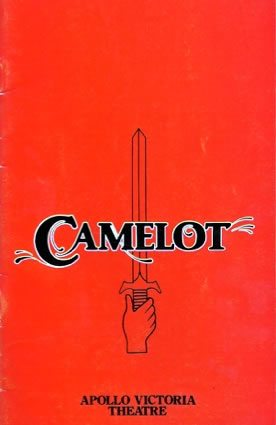 Camelot is revived in the West End