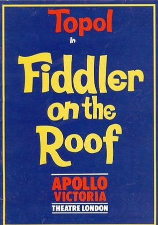 The London revival of Fiddler on the Roof opens
