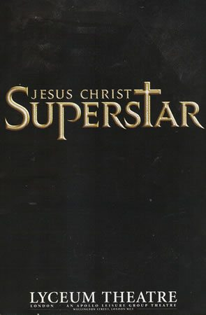 Jesus Christ Superstar opens