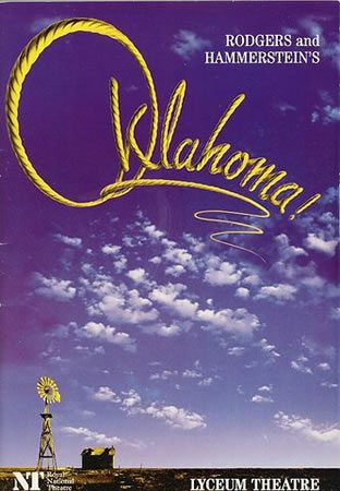 The National Theatre's production of 'Oklahoma!' opens