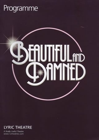 Beautiful and Damned opens at the Lyric
