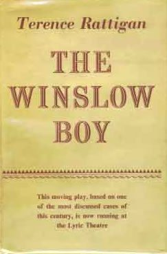 The Winslow Boy has its premiere at the Lyric