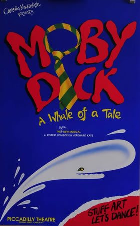 Two Flop Musicals, Moby Dick & Which Witch