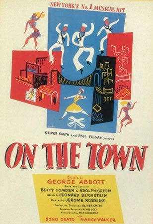 On the Town opens at the Prince of Wales