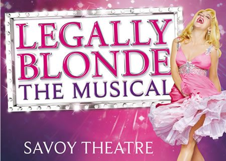 Legally Blonde the Musical opens