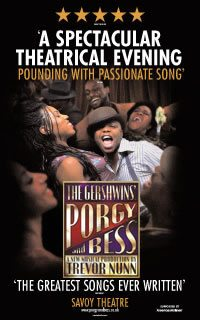 Trevor Nunn's Porgy and Bess opens