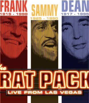 The Rat Pack: Live From Las Vegas runs at the Novello