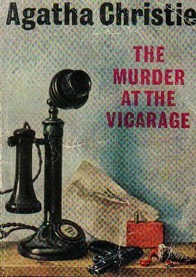 Murder at the Vicarage' by Agatha Christie