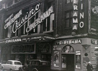 The Casino Cinerama Theatre