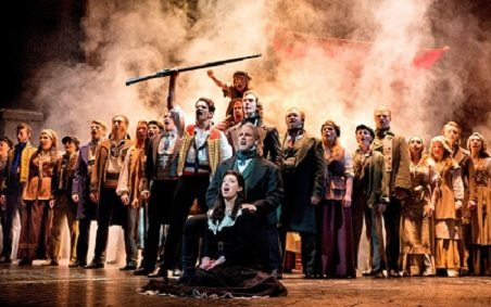 'Les Misérables' moved to the Queens