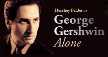 George Gershwin Alone
