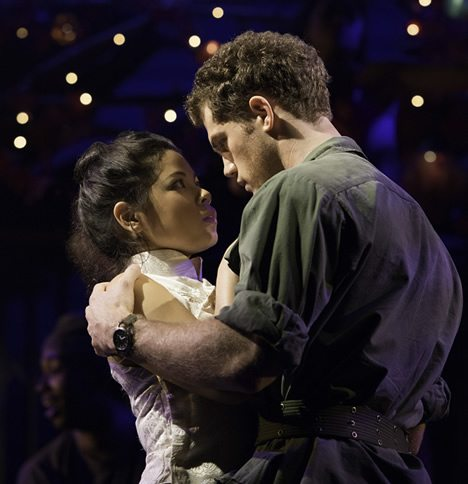 Miss Saigon opens