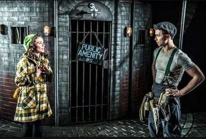 Urinetown transfers from the St James Theatre