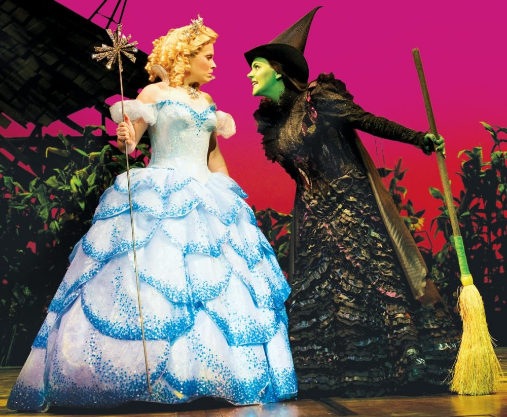 Wicked the musical opened