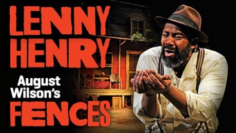 Lenny Henry stars in 'Fences'