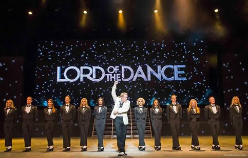 Lord of the Dance finale
