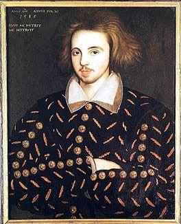 Christopher Marlowe was killed