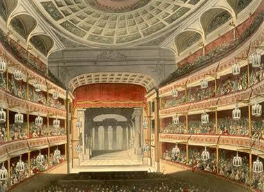Patent theatres